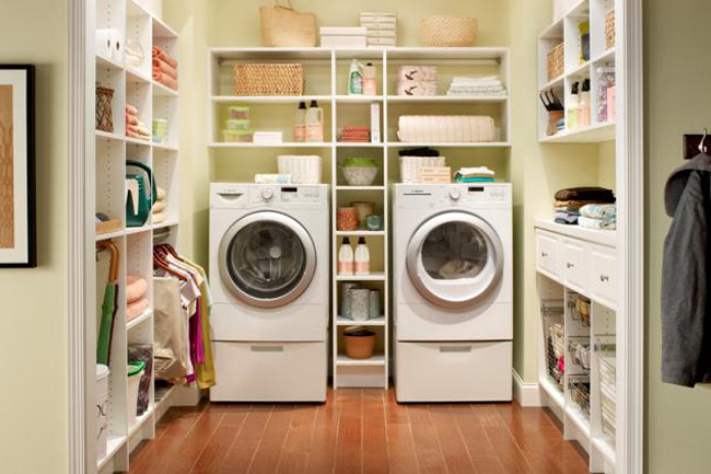 Laundry / Utility Storage Solutions