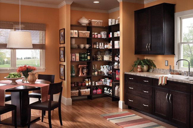Kitchen / Pantry Storage - Closet Masters
