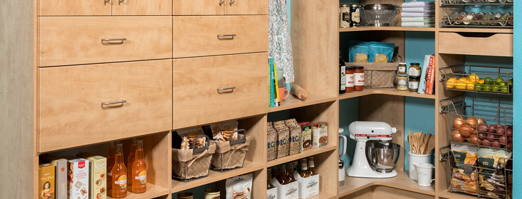 Kitchen Pantry Storage Closet Masters Nebraska