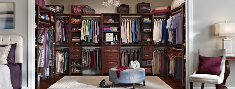 Bedroom / Closet Storage - Closet Masters Lincoln Nebraska